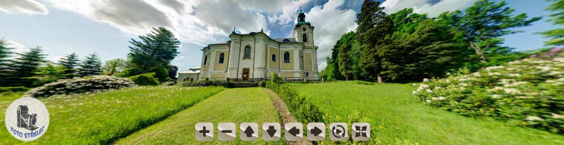 Kostel Smržovka